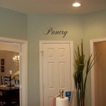 Pantry Wall Decal