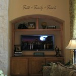 Faith,  Family, and Friends Wall Decal