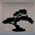 Bonsai Tree Wall Decal