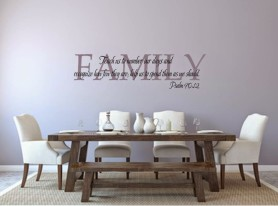 Please Like Our FACEBOOK PAGE (Touch Of Beauty Designs Custom Wall Decals).  Thanks!
