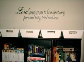 ... In Christian, Christian Wall Decal, Christian Wall Sticker, Christian  Wall Words, Custom Wall Decals, Scripture Wall Decal, Vinyl Wall Art, Vinyl  Words, ...