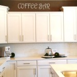 Coffee Bar Wall Decal